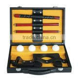 baby golf set in sports & Entertainment with leather box