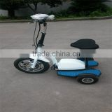 three wheel electric mobility scooter/2014 e scooter/electric scooter moped/three wheel solo wheel