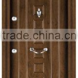 Turkey steel wooden armored doors