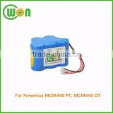 6V 3000mAh nimh replacement battery for Fresenius MCM440 PT MCM440 OT,MCM550 ST, Optima VS, Optima PT,Optima ST, Optima MS