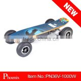 36V 1000W Brushless Motor Electric Skateboard ( PN36V-1000W-BA )