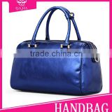 2015 BaiGou factory OEM bags brand real women genuine leather hand bag