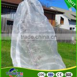 monofilament HDPE plastic date tree date palm mesh net bag with black drawstrings