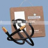 Hi-Fi Digital Coaxial Cables with RCA-RCA for DVD Players and Home Theater Systems