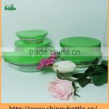glass bowls sets with lids packaging