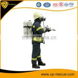 Water mist fire extinguishing system backpack water mist
