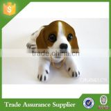 Factory Direct Resin Dog Dashboard Bobble Head for Sale