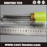 Explosion proof electric tubular heater element