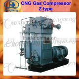Z TYPE oil less CNG natural gas compressor for sale