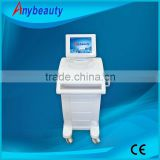 500w Super powerful Vertical nd yag laser remove black head machine F6 with two laser rods
