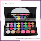 Colorful Lady 30 Colors Eye Shadow High pigments Makeup Naked Eyeshadow,kiss beauty cosmetics eyeshadow palette