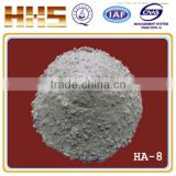 For steel melting boiler working lining refractory ramming mass