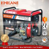 Good price 8kw-25kw 48 volt dc diesel generator with 12 mouth warranty