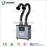F6002D Double Station Soldering/ Welding Fume Extractor with LED Display