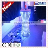 Nightclub disco bar table stand string lights SMD5050 advertising led pillar