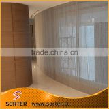 stainless steel ball chain curtain for outdoor