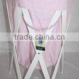 Solid Pink Laundry Bags For Babies