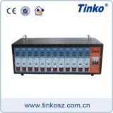 Tinko brand 12 zone injection thermometer intelligent temperature controller for hot runner system OEM service