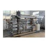 Industrial 20T Single Level Ro Machine With Stainless Steel Water Storage Tanks
