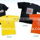 T-SHIRT with HOTFIX RHINESTONE printing