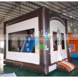 Inflatable jumping naughty castle / wholesale pirate bouncy inflatable castle house for adult