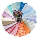 wholesale 100% Cotton graceful ladies' colorful Handkerchiefs,pocket handkerchief ,