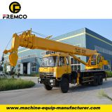 16 Tons Dongfeng Truck Mounted Boom Jib Crane