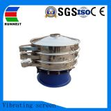 High Frequency Rotary Powder Sieving Vibrating Flour Sieve machine