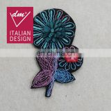 Garment Accessories Custom Wholesale Applique Flower Patch