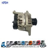 Zhejiang Depehr Heavy Duty European Truck Engine Parts Generator Volvo Renault Truck Alternator 7420842445/21041752
