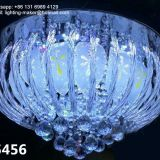 crystal ceiling lamps, crystal chandelier with factory price
