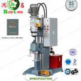 automatic hydraulic press brake shoe brake lining riveting machine