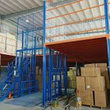 Auto Cs Shop Shelf Supported Mezzanine Storage Racks