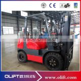 Gas Engine Power Souce and Powered Pallet Truck Type LPG forklift                                                                         Quality Choice