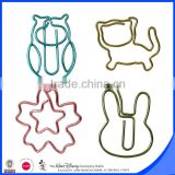 Lovely design paper clip holder metal spring clips                                                                         Quality Choice                                                                     Supplier's Choice