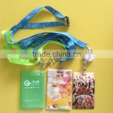 Factory Hot sale product-Professional PVC business card holder & card holder with lanyard