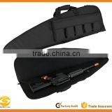 Deluxe Tactical Padded Rifle Bag,Shockproof Polyester Hunting Rifle case,Handgun storage travel case