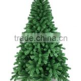 2014 First Class GreEn Christmas Tree with Artificial Pine Needle /plastic artificial pine needles christmas tree