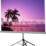 BW Audiovisual Projector Screen Stand / Tripod Projection Screen