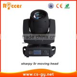 stage light moving head 5r sharpy beam 200                                                                         Quality Choice