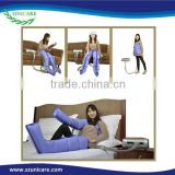 Air compression massage system to promote blood circulation