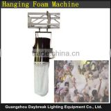 Stage effect foam machine snow foam making equipment DIsco foam , Party foam snow machine powerful