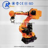 CNC heavy industrial 6 axis robotic arm ER50