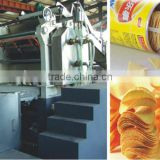 Practical Stainless steel Fully Automatic potato chips production line with large capacity