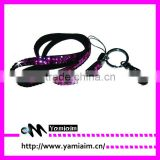 New Fashion Rhinestone lanyard with cheapest price for USA market--More than 30 colors for your choice