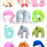 soft microbeads filled animal design baby neck pillow                                                                         Quality Choice