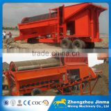 Wash Plants Alluvial Gold Mining Trommel For Sale