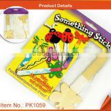 DIY painting wooden sticks craft kids kit
