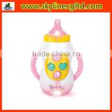 Multi-function Music Baby Bottle Children's educational Toys musical instrument toy for kids