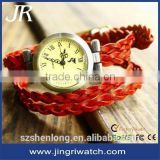 new arrival colourful handmade fancy bands watch braid